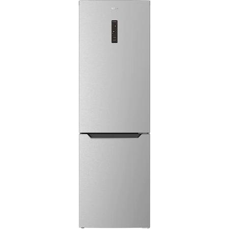 Хладилник Tesla RC3400FHX с фризер, 338 л, NoFrost, Клас F, H 195 см, Inox