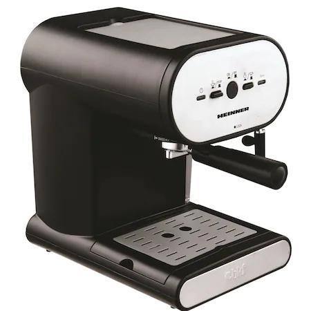 Еспресо машина Heinner Soft Cream HEM-250, 15 bar, 1050 w, Ръчна капучино система