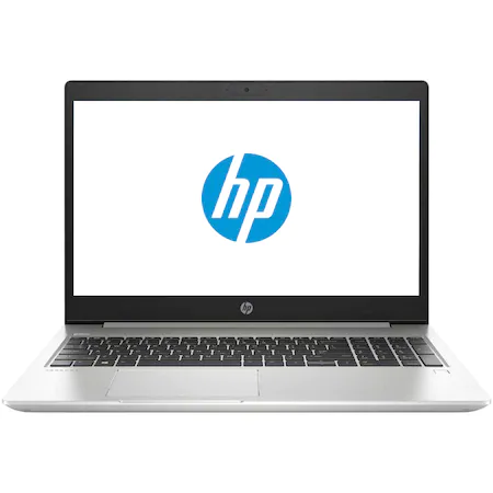 Лаптоп HP 455 G7, 15.6″, AMD Ryzen™ 3 4300U, RAM 8GB, SSD 256GB, AMD Radeon™ Graphics, Free DOS, Pike Silver