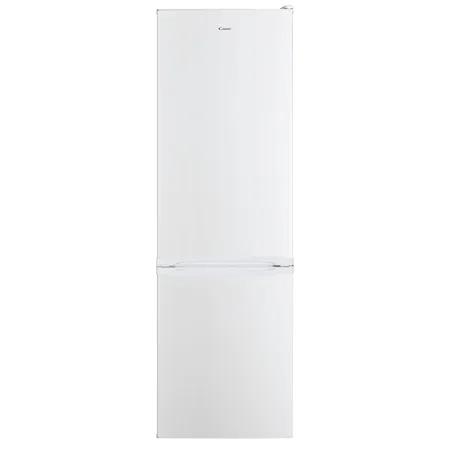 Хладилник Candy CHICS 5182WN с фризер, 262 л, Fresh zone, Клас F, H 180 см, Бял