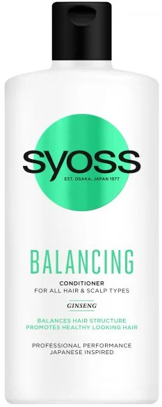 SYOSS Балсам балансиращ, 440мл.