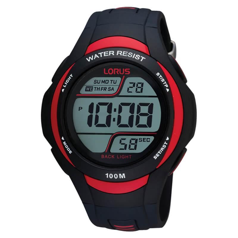 Мъжки часовник Lorus R2307EX9 Mens Sports Digital Watch