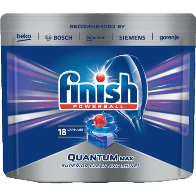 Kaufland предлага:FINISH Таблетки или гел за съдомиялна машина