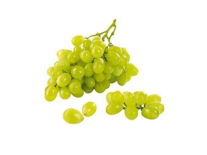 Бяло грозде със семки от Lidl