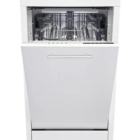 Съдомиялна за вграждане Heinner HDW-BI4505IE++, 10 комплекта, 5 програми, Клас A++, Half load, Aquastop, 45 см
