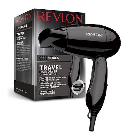 Сешоар REVLON Essentials Travel RVDR5305E, 2 Нива на температура