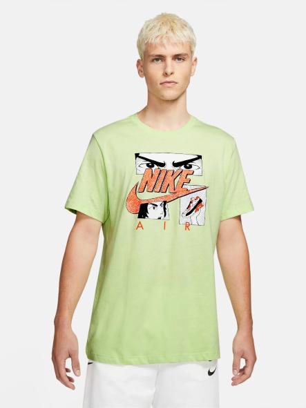 NIKE Тениска M TEE MANGA HBR