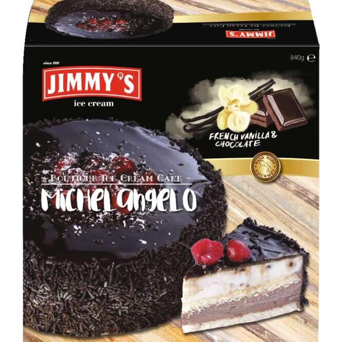 Сладоледена торта JIMMY`S