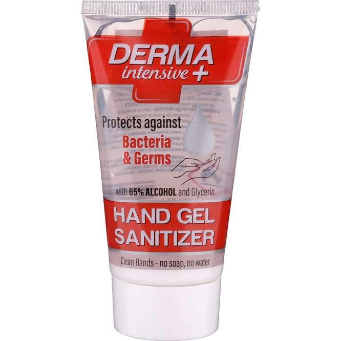Почистващ гел за ръце DERMA INTENSIVE