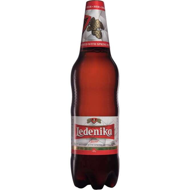ВЗЕМИ 6 НА ЦЕНАТА НА 3 Светло пиво LEDENIKA от Kaufland