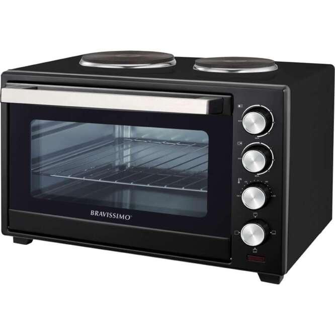 Малка готварска печка BRAVISSIMO BR3812B