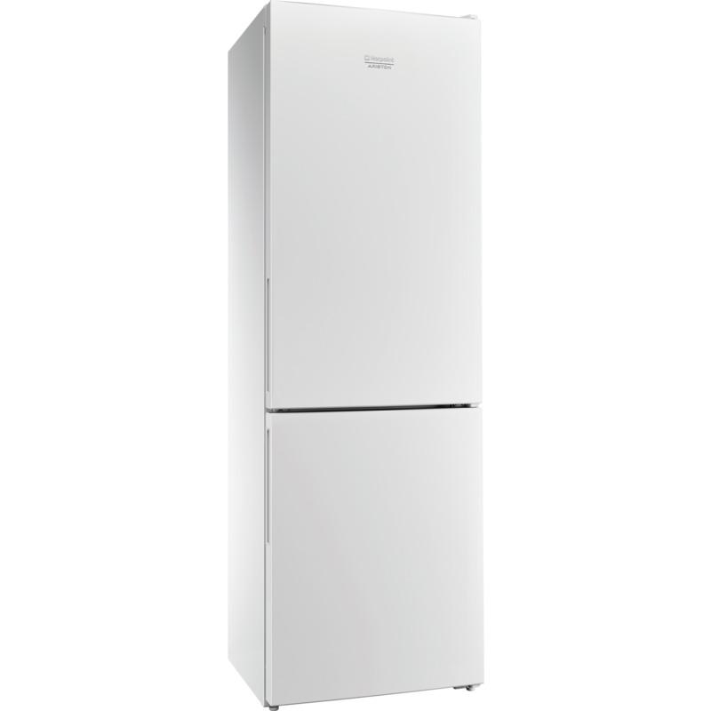 Хладилник с фризер Hotpoint-Ariston XH8 T1I W 2 , 343 l, F , No Frost , Бял