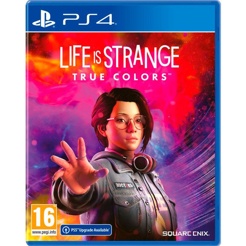 Игра LIFE IS STRANGE TRUE COLORS PS4