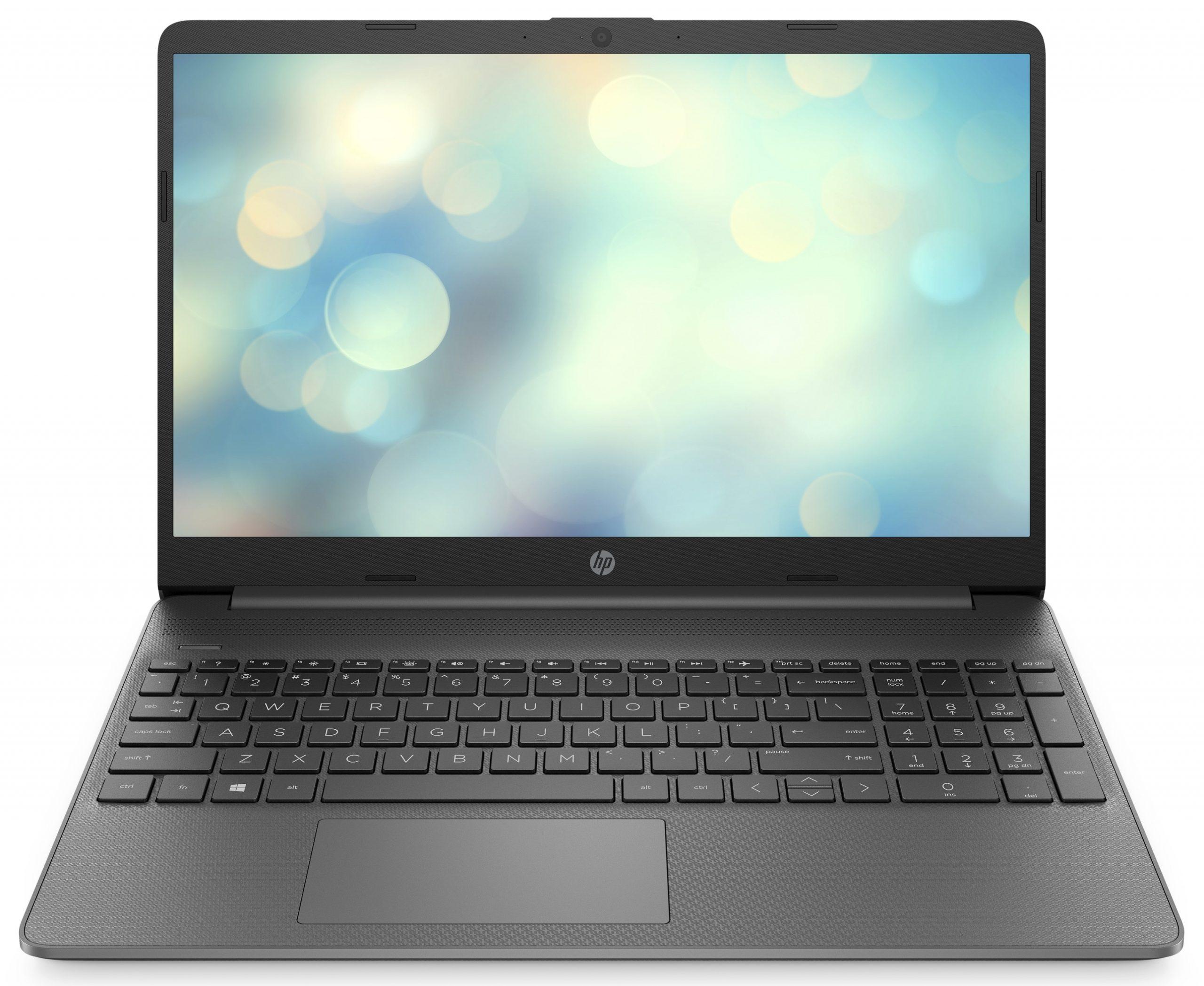 Лаптоп HP 15, 15.6″ FHD, Ryzen 5 3500U, 8GB, 512GB SSD, AMD Radeon, Chalkboard gray   3H582EA