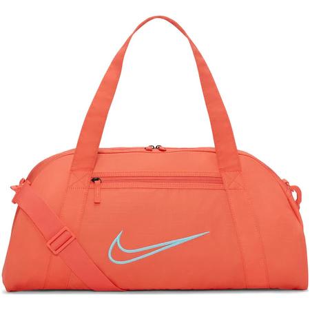 Спортна чанта Nike Gym Club 2.0, За жени, Chile Red/Chile Red/White