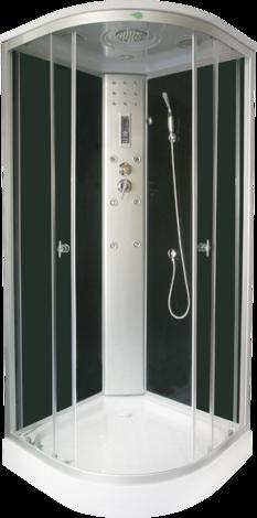 Хидромасажна душ кабина Чар