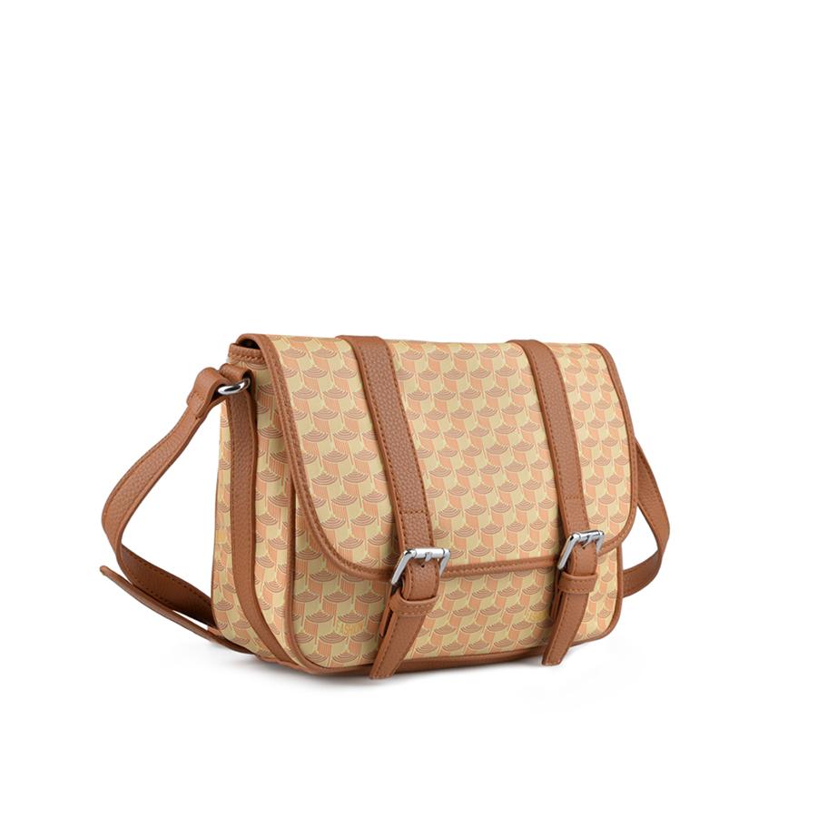 Дамска ежедневна чанта кафява