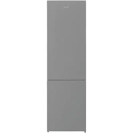 Хладилник с фризер Arctic AK60360M30MT, 334 л, Клас F , Garden Fresh, H 201 см, Сребрист