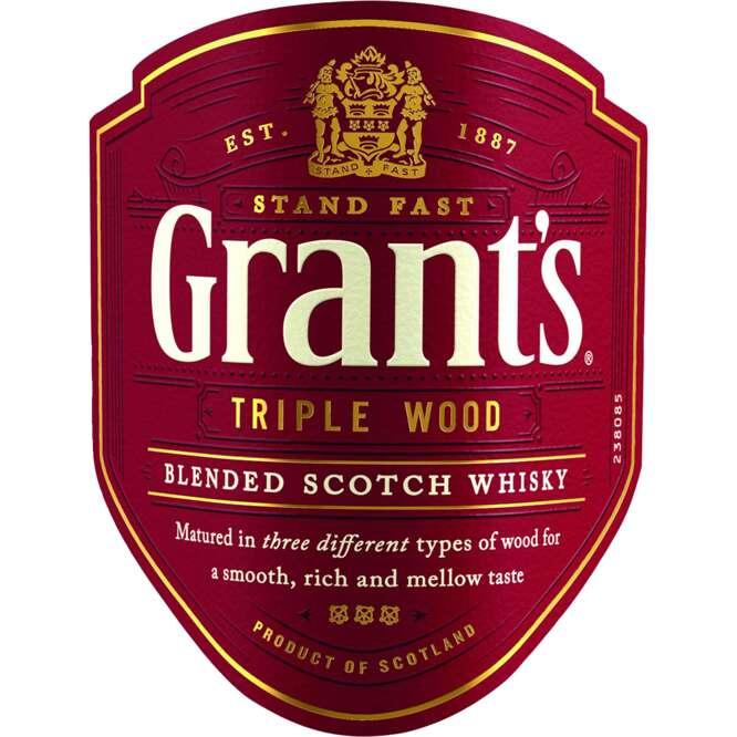 Шотландско уиски GRANTS