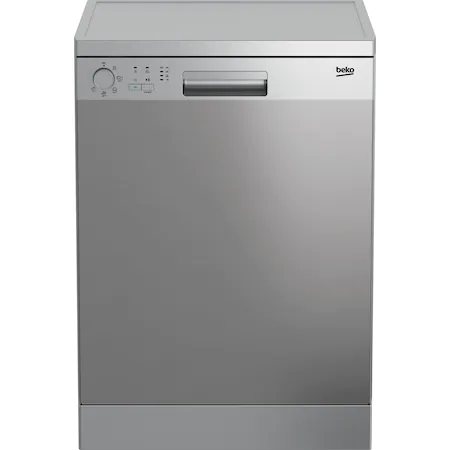Съдомиялна Beko DFN05321X, 13 комплекта, 5 програми, Клас E, Flexible HalfLoad, Clean&Shine, 60 см, Inox
