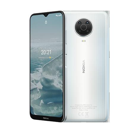Смартфон NOKIA G20 + Месечен абонамент Тотал Mакс 36.99 лв./месец