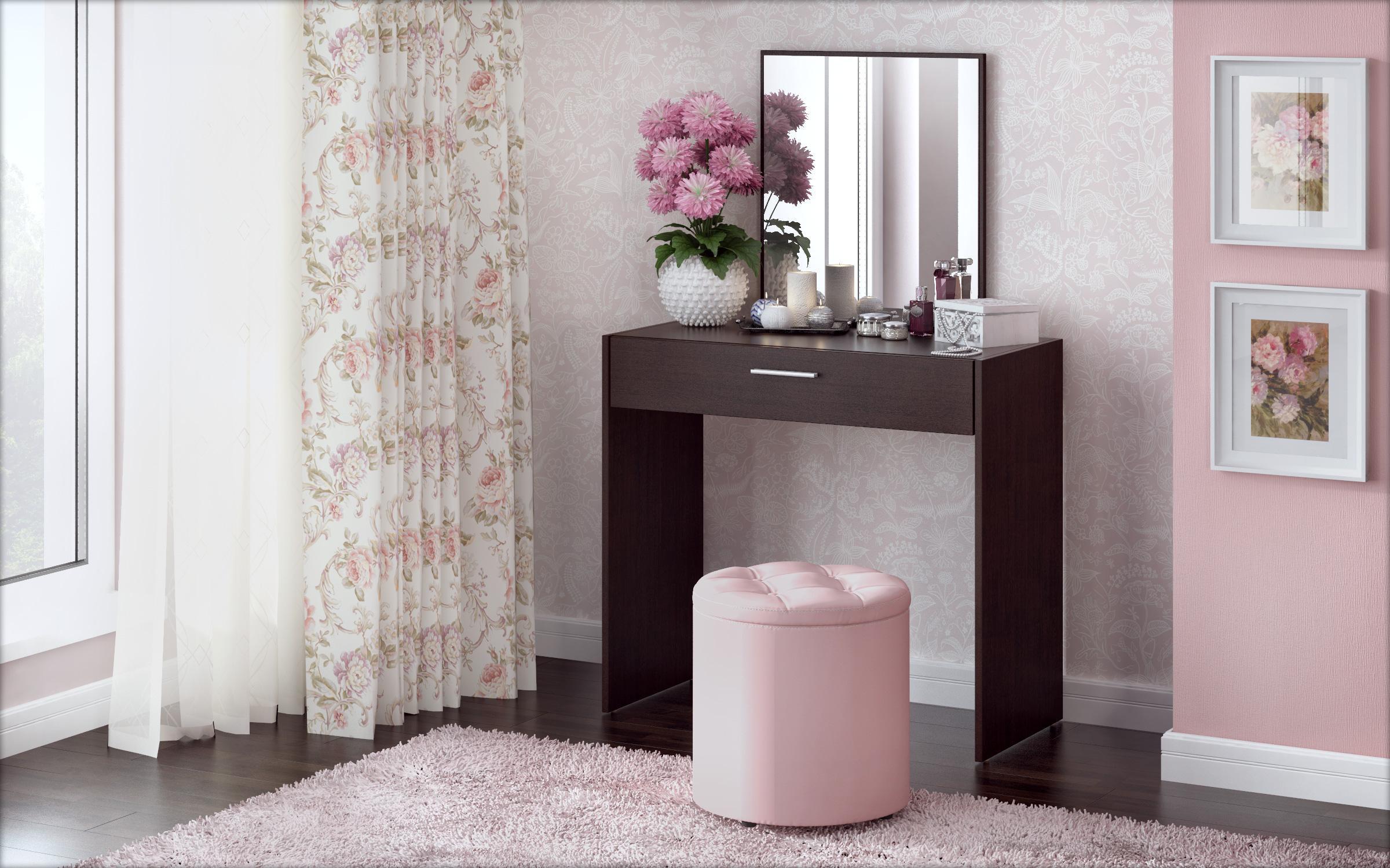 Тоалетка Прея , венге