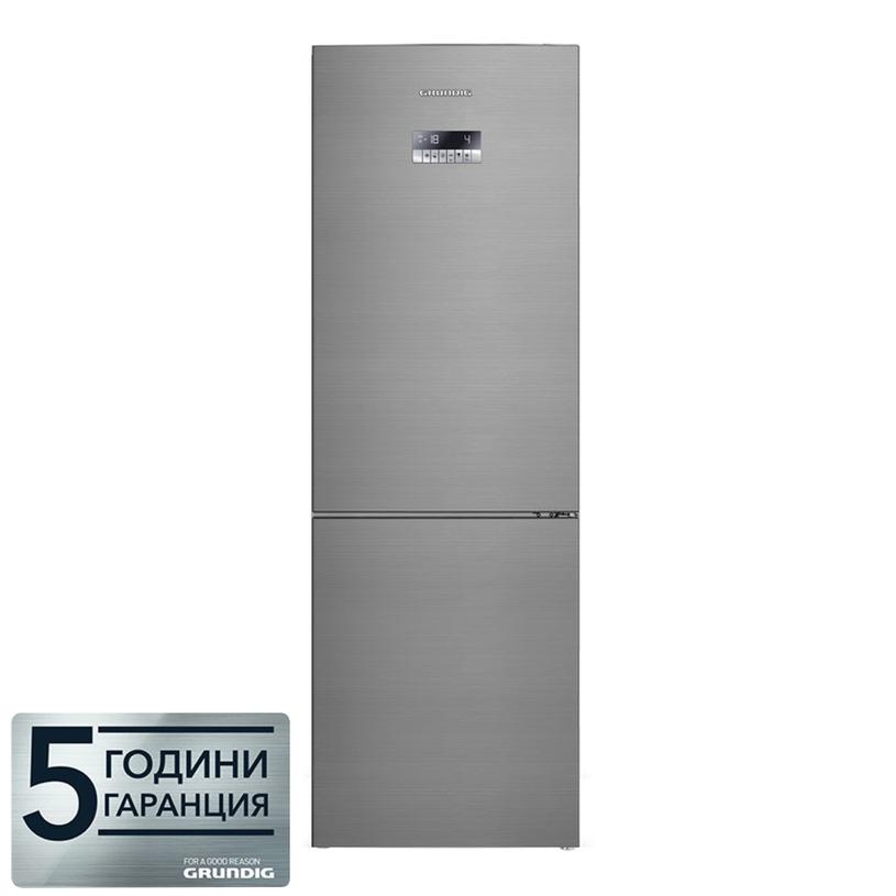 Хладилник с фризер GRUNDIG GKN 26845 FXN 185.00 см