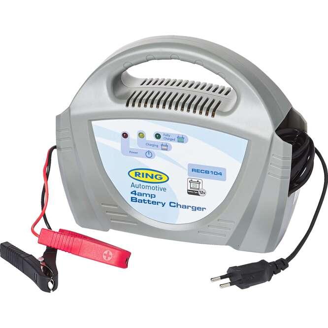 Зарядно за акумулатор RING RCB104