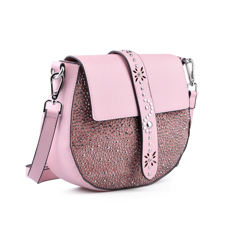 Дамска ежедневна чанта розова