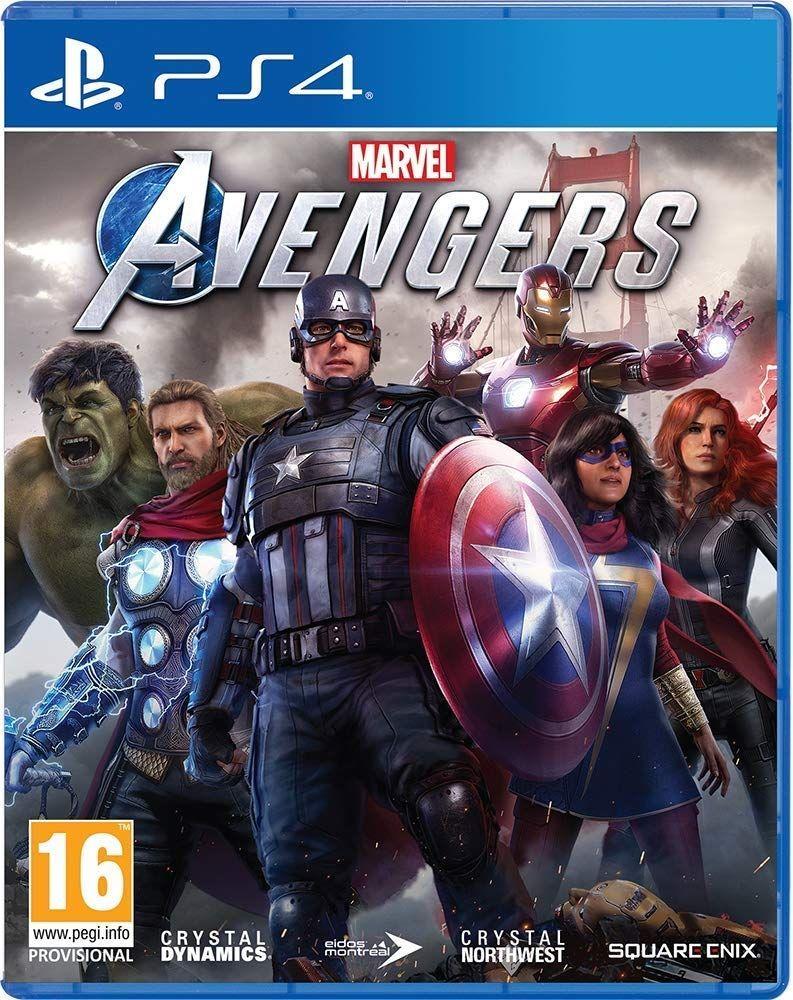 Marvels Avengers (PS4)