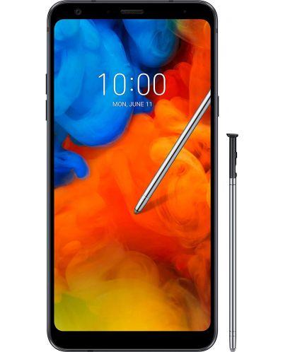 Смартфон LG Q Stylu, 6.2″, 32GB, черен
